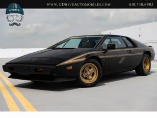 1979 Lotus Esprit S2 World Championship Commemorative Edition