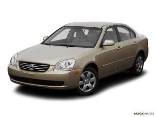 2007 Kia Optima LX
