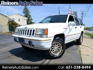 1995 Jeep Grand Cherokee Orvis