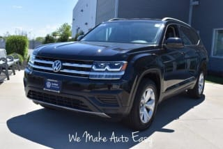 2018 Volkswagen Atlas V6 S 4Motion