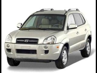 2009 Hyundai Tucson Limited V6