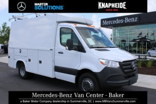2020 Mercedes-Benz Sprinter Cab Chassis 4500