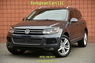 2014 Volkswagen Touareg V6 Lux