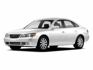 2010 Hyundai Azera Limited