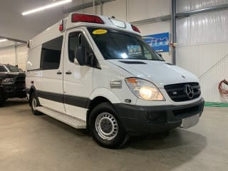 2012 Mercedes-Benz Sprinter Cargo