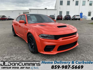 2021 Dodge Charger SRT Hellcat Widebody
