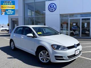 2017 Volkswagen Golf 1.8T S