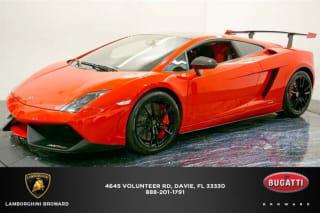 2012 Lamborghini Gallardo LP 570-4 Superleggera