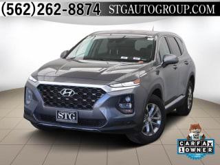 2020 Hyundai Santa Fe SE