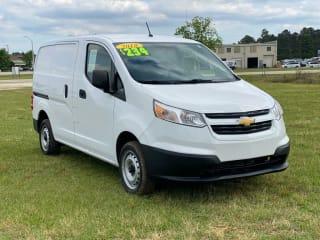 2018 Chevrolet City Express Cargo LT
