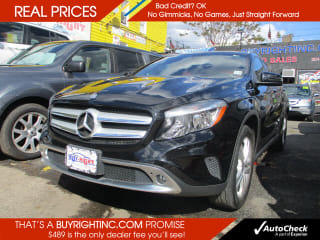 2016 Mercedes-Benz GLA GLA 250 4MATIC
