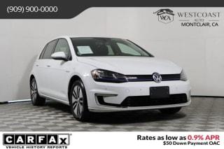 2015 Volkswagen e-Golf