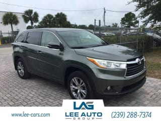 2014 Toyota Highlander LE Plus