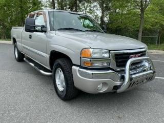 2004 GMC Sierra 1500 Work Truck