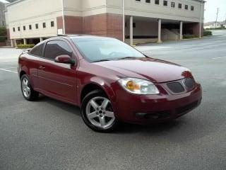 2008 Pontiac G5 Base