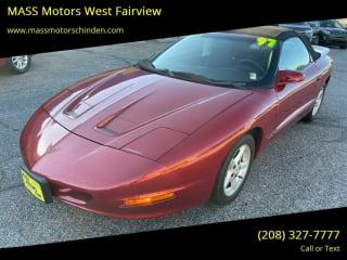 1997 Pontiac Firebird Formula