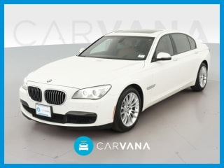2015 BMW 7 Series 740Li xDrive