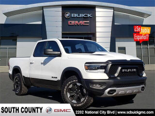 2020 Ram Pickup 1500 Rebel