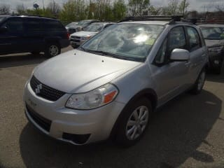 2011 Suzuki SX4 Crossover Base