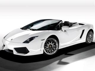 2010 Lamborghini Gallardo LP 560-4 Spyder