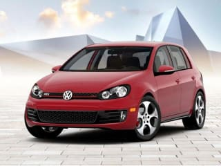 2012 Volkswagen Golf GTI Base PZEV