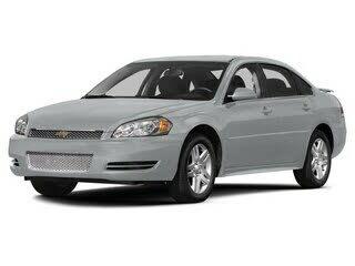2015 Chevrolet Impala Limited LTZ Fleet