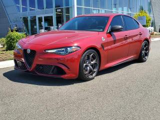 2019 Alfa Romeo Giulia Quadrifoglio Base