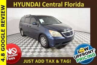 2009 Honda Odyssey EX-L w/DVD