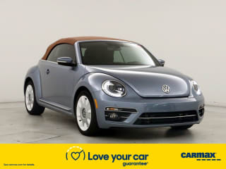 2019 Volkswagen Beetle 2.0T Final Edition SEL