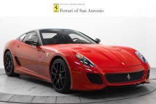 2011 Ferrari 599 GTO Base