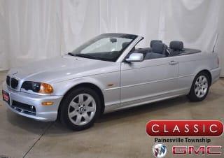 2001 BMW 3 Series 325Ci