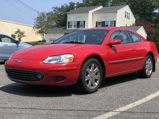 2002 Chrysler Sebring LXi