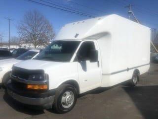 2019 Chevrolet Express Cutaway 3500
