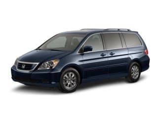 2010 Honda Odyssey EX-L w/DVD
