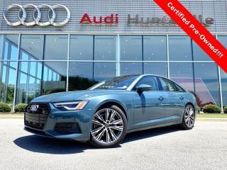 2021 Audi A6 2.0T quattro Premium Plus