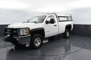 2009 Chevrolet Silverado 3500HD Work Truck