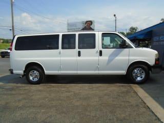 2013 Chevrolet Express Passenger LS 3500