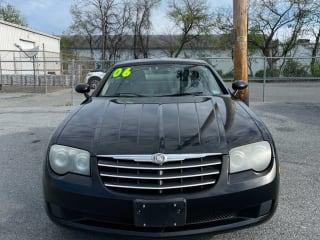 2006 Chrysler Crossfire Base