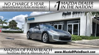 2014 Nissan 370Z Roadster Touring