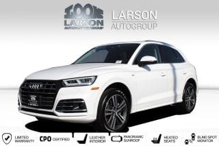 2020 Audi Q5 2.0T e quattro Prestige
