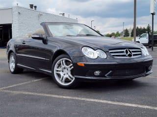 2004 Mercedes-Benz CLK CLK 500