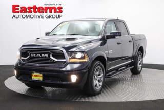 2018 Ram Pickup 1500 Laramie Limited
