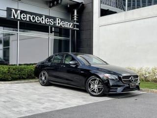 2018 Mercedes-Benz E-Class AMG E 43