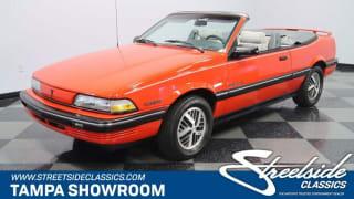 1990 Pontiac Sunbird LE Turbo