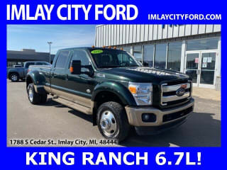 2012 Ford F-450 Super Duty