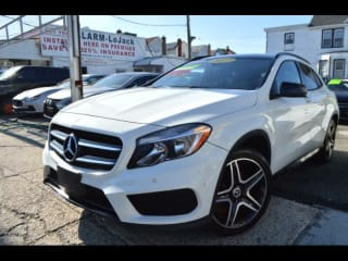 2017 Mercedes-Benz GLA GLA 250 4MATIC