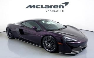 2017 McLaren 570GT Base