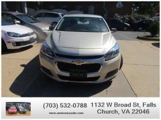 2014 Chevrolet Malibu LS