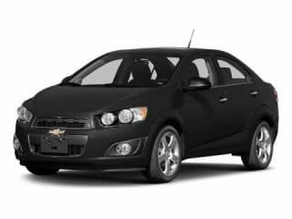 2015 Chevrolet Sonic LT Manual