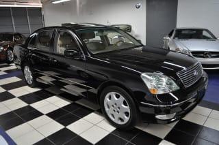 2003 Lexus LS 430 Base